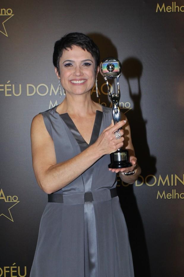 Sandra Annenberg (Foto: Delson Silva / AgNews)