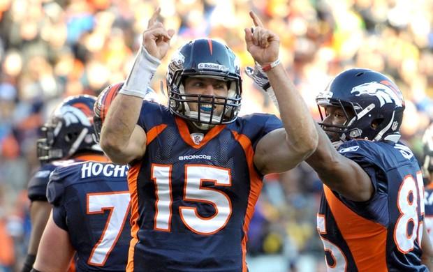 Tim Tebow NFL (Foto: Reuters)