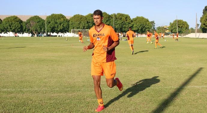 Lucas Bacelar (Foto: Emanuele Madeira/GloboEsporte.com)