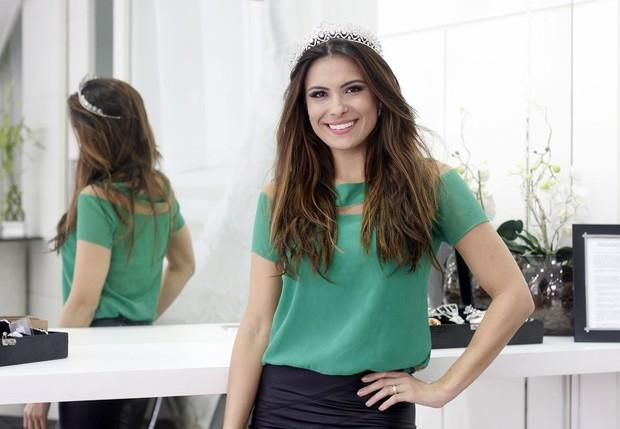 Kamilla Salgado (Foto: Celso Tavares/EGO)
