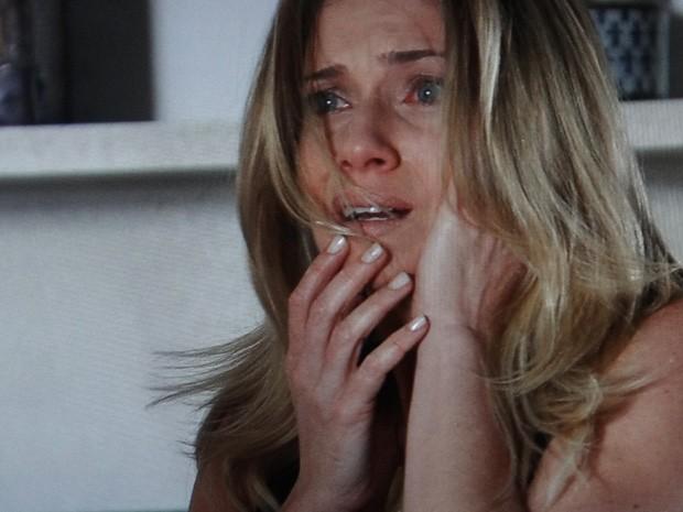 Antonia leva tapa de Celso  (Foto: Salve Jorge/ TV Globo)