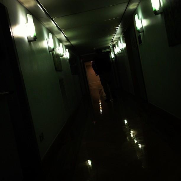 Hospital em Londres, Inglaterra, onde Justin Biebr está internado (Foto: Instagram/ Reprodução)