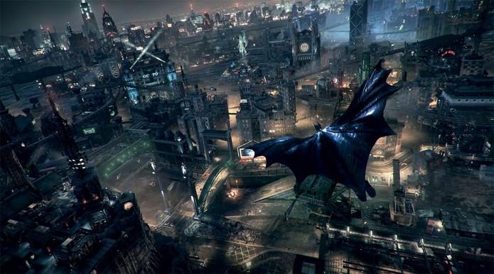 Cidade de Gotham não será apenas grande, mas também densa e viva (Foto: All Games Beta)