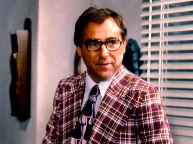 Luis Gustavo era o detetive