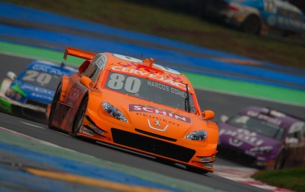 Marcos Gomes Ricardo Sperafico Julio Campos Stock Car Cascavel (Foto: Duda Bairros / Stock Car)