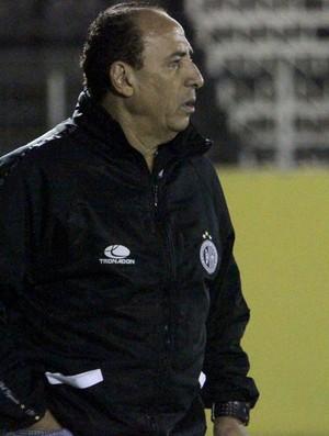 Nedo Xavier técnico do ASA (Foto: Felipe Granado / Futura Press)