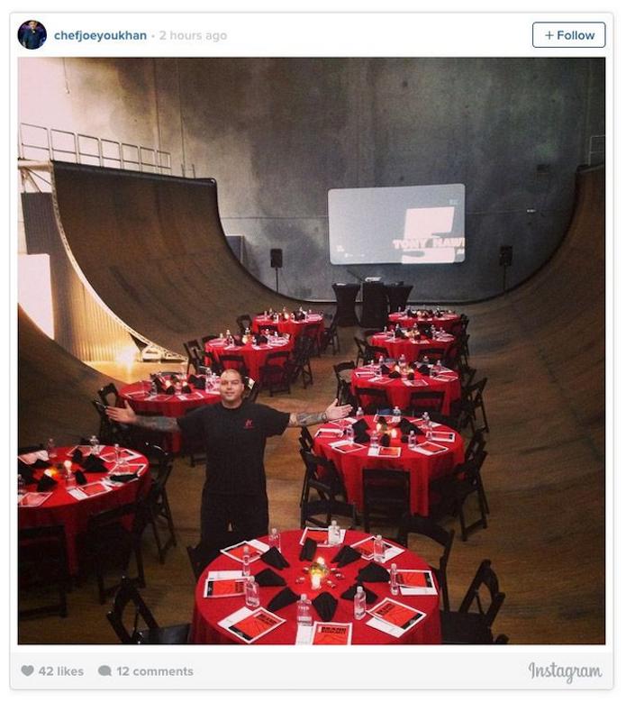 Tony Hawk 5 é revelado sem querer após imagem no Instagram (Foto: Reprodução/Instagram)