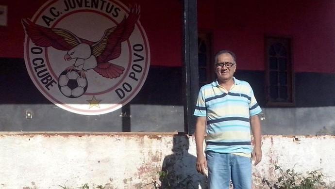 Farney Correia, candidato à presidência do Juventus (Foto: Duaine Rodrigues)