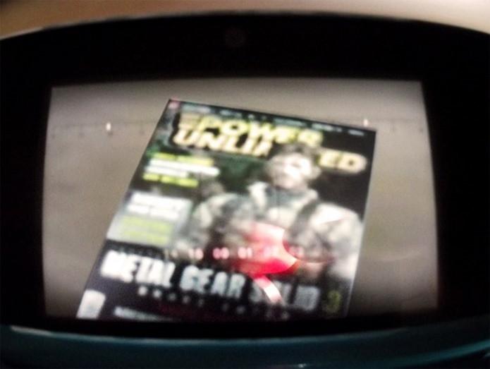 Revistas estão tanto na versão para PS2, PS3 e Nintendo 3DS (Foto: Reprodução / Gamesta)