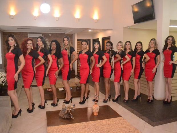 Candidatas, Amapá, Miss Amapá 2016, Miss, (Foto: Reprodução/Facebook)