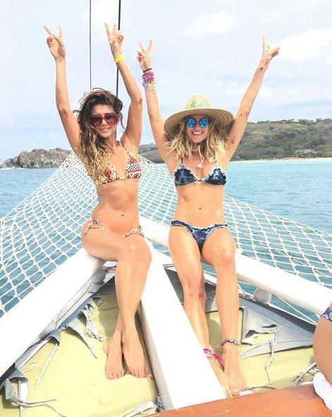 Paula Fernandes e Giovanna Ewbank (Foto: Reprodução/Instagram)