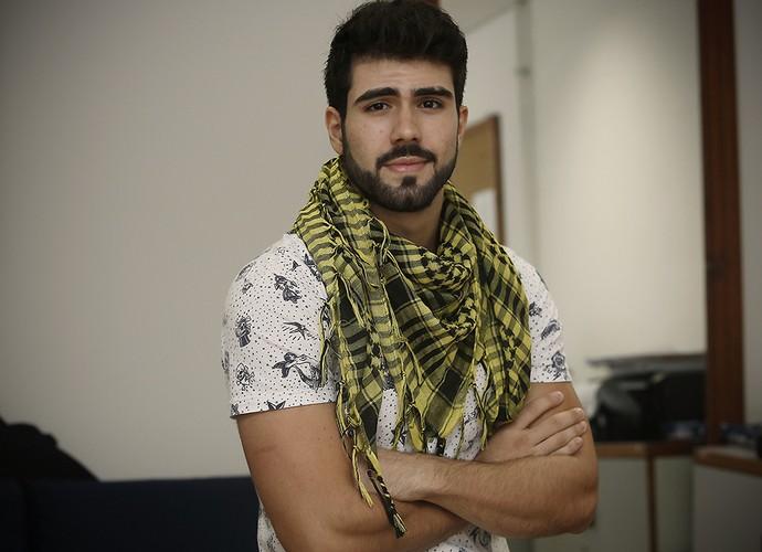 Laham (Foto: Raphael Dias/Gshow)