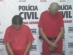 suspeitos tio mãe abuso sexual menina gonorreia Ituiutaba (Foto: Reprodução/ TV Integração)