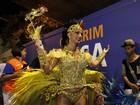 Bruna Bruno, rainha da União da Ilha, se despede de posto: 'Fim de um ciclo'