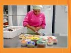 Nutricionista fatura R$ 20 mil com venda de comida saudável