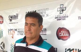 Uberlândia Esporte anuncia Catanoce como treinador para Mineiro de 2017