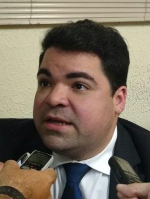 Eugênio Vasques, Jurídico, FCF (Foto: Crisneive Silveira)
