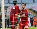 Rafael falha, e Napoli tropeça após ceder duas vezes empate ao Cagliari