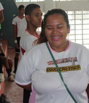 Ane Barros (Foto: Henrique Almeida)