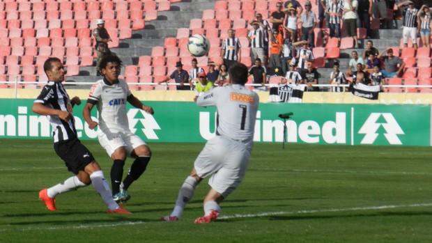 Atlético-MG x Corinthians (Foto: Felipe Santos )
