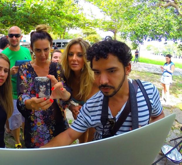 Ticiane Pinheiro (Foto: Isabella Mezavilla / Divulgação )