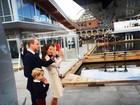 Família real se despede do Canadá e vídeo mostra melhores momentos