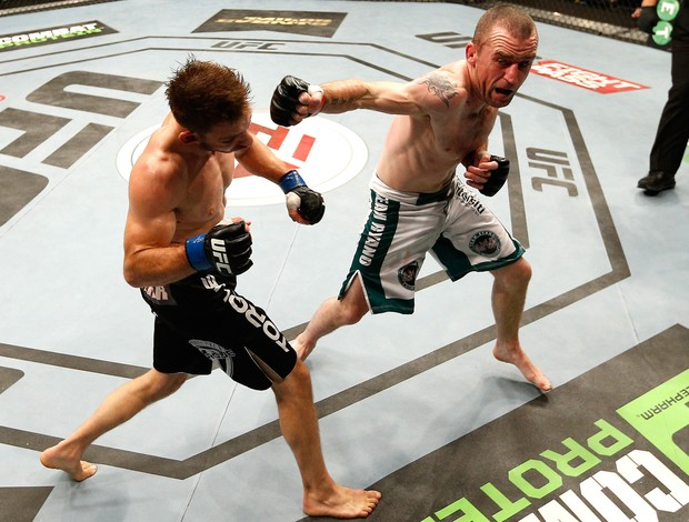 Neil Seery X Phil Harris- UFC Dublin (Foto: Getty Images)