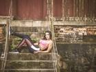 Cíntia Vallentim, capa da 'Playboy': 'Não estou à venda'