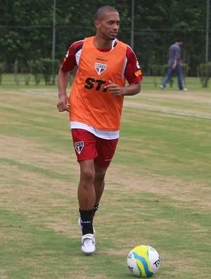 Luis Ricardo São Paulo (Foto: site oficial / saopaulofc.net)