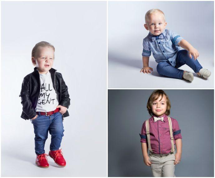 Mistura com Rodaika roupa para bebês Cibeli Menti (Foto: Montagem sobre fotos de Reprodução/RBS TV)