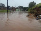 Chuva causa prejuízos a moradores de Osvaldo Cruz