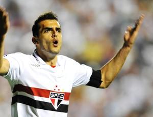 rhodolfo gol ituano x são paulo (Foto: Helio Suenaga/Futura Press)