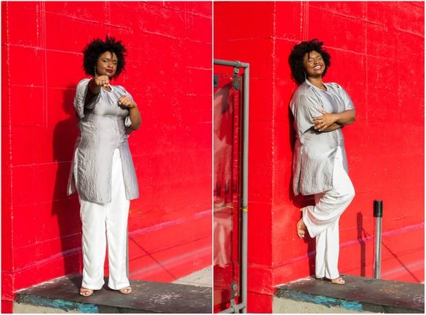 Ellen Oléria (Foto: Renata Almeida/EGO)