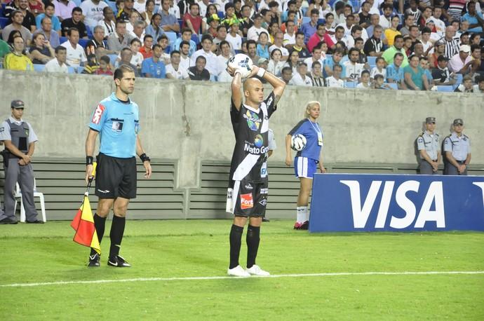Mixto x Santos (Foto: Christian Guimarães)