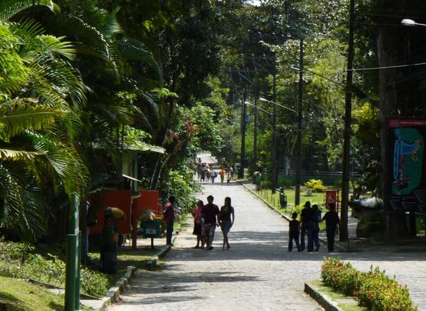 Zoológico (Foto: Unitur Turismo)