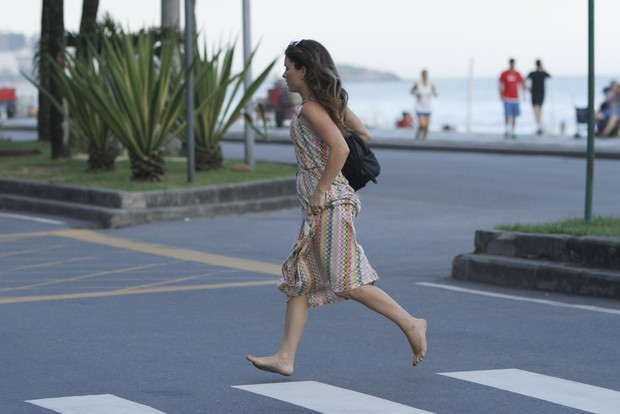 Cláudia Abreu (Foto: Gil Rodrigues / Foto Rio News)