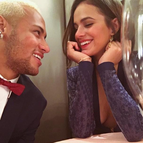 Bruna Marquezine para Neymar: já disse quanto eu te amo hoje? (Foto: Reprodução Instagram)