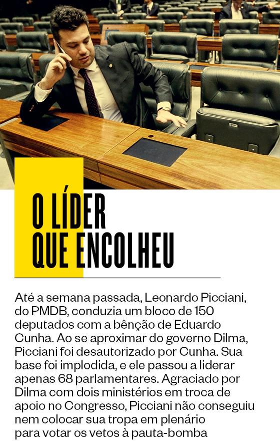 Leonardo Picciani (Foto: Pedro Ladeira/Folhapress)