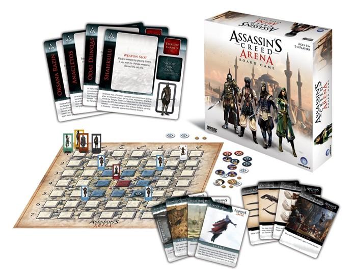Assassins Creed: Arena traz disputa por assassinatos entre 2 a 4 jogadores (Foto: Kotaku)