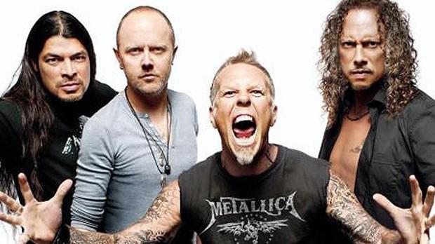 Metallica (Foto: Divulgao)