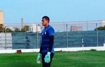 Ainda no Treze, Saulo aguarda chance para poder retornar ao gol do Sport