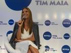 'Só observo', diz Ivete sobre críticas de Ed Motta a tributo a Tim Maia