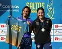 Juliana/Tammy e Hugo/Jackson garantem vaga nos Jogos Rio 2016