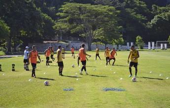 Rio Branco-ES negocia para seguir treinando no 38º BI, em Vila Velha