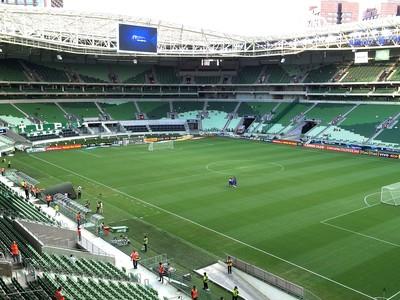 Arena Palmeiras (Foto: Felipe Zito)