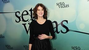 Lícia Manzo, a autora da novela Sete Vidas (Foto: Globo / Estevam Avellar)
