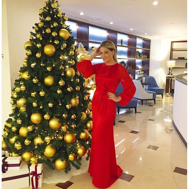Luma Costa: Natal em Portugal (Foto: Instagram/ Reprodução)