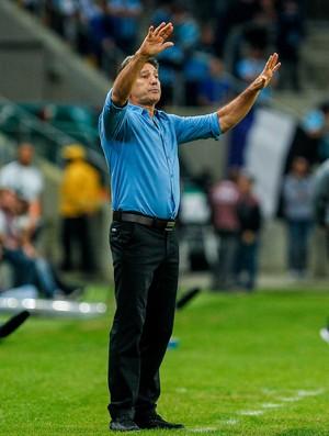 Renato Portaluppi, técnico do Grêmio (Foto: Lucas Uebel / Grêmio, DVG)