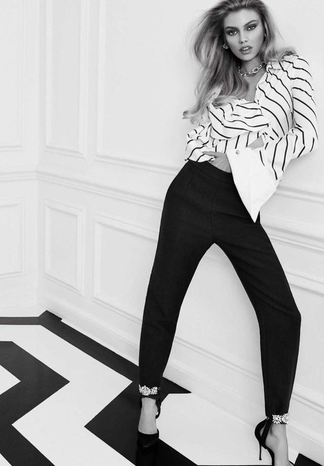 Stella Maxwell (Foto:  Reprodução/Vogue Espanha)