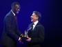 Em noite de gala, Usain Bolt é eleito o melhor do ano do atletismo em 2016